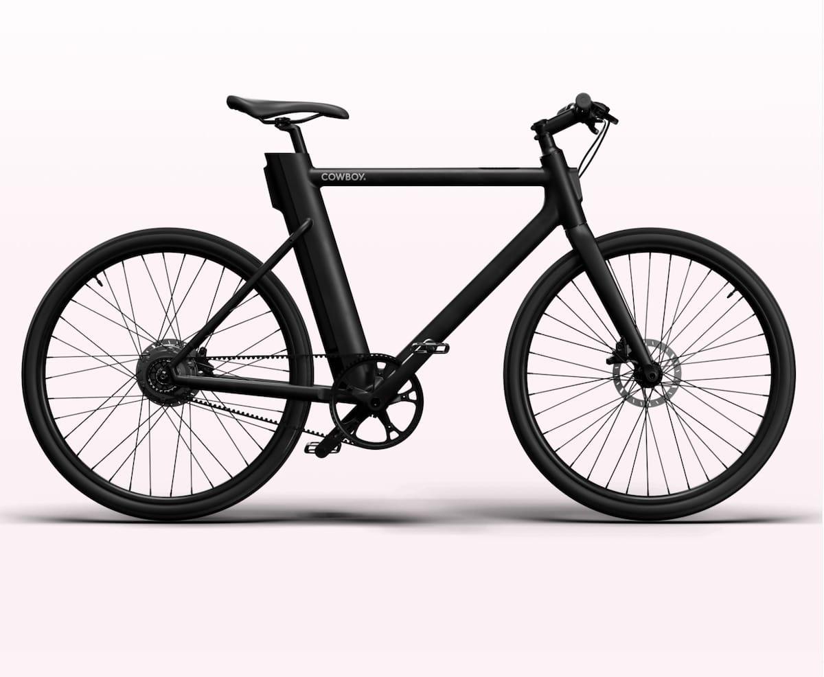 Cowboy 3 E-Bike in Schwarz