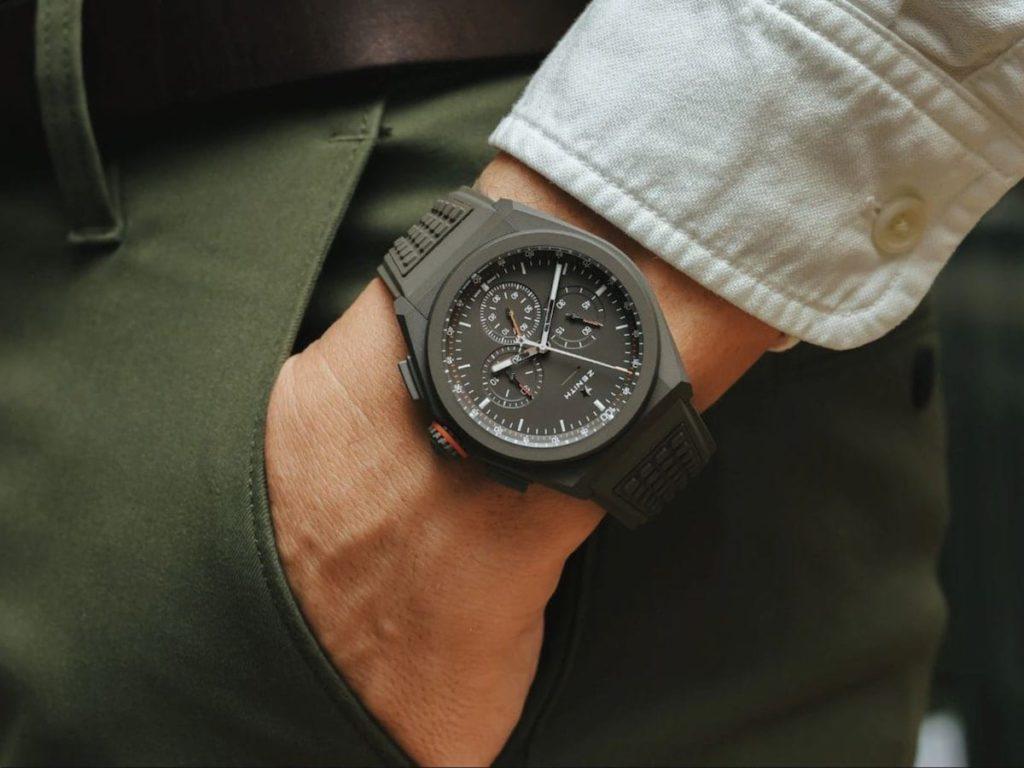 Defy 21 Land Rover Uhr