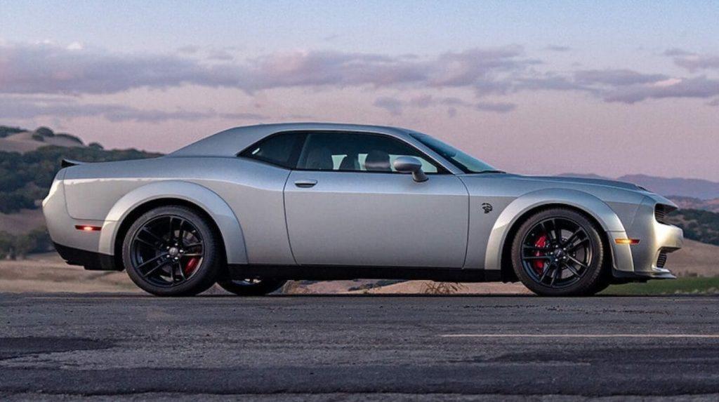 Dodge BHP Challenger 2020