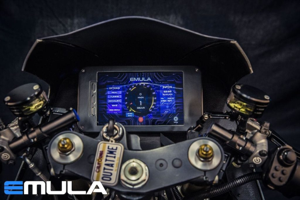 Emula Speedometer