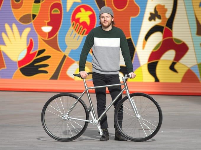 Das bombensichere EOS Bike aus Stahl