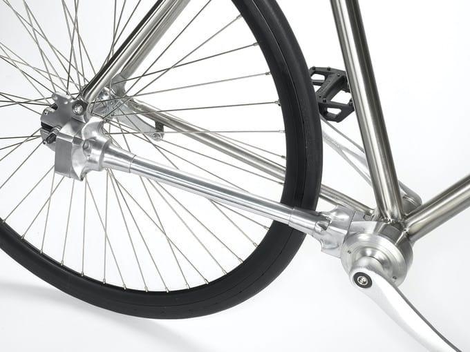 Detailansicht des EOS Bikes