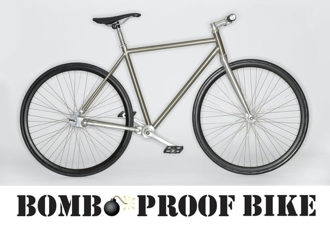 EOS Bomb-proof Bike