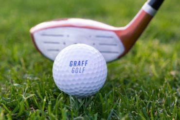 Der smarte Golfball von Graff Golf