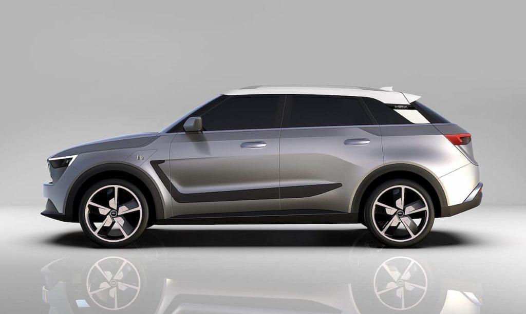 H2X SNOWY SUV Hybrid