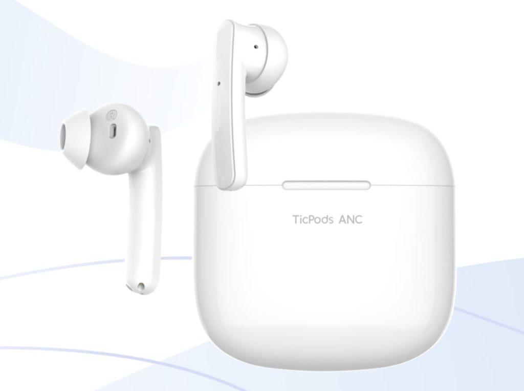In-Ear Kopfhörer TicPoods ANC von Mobvoi