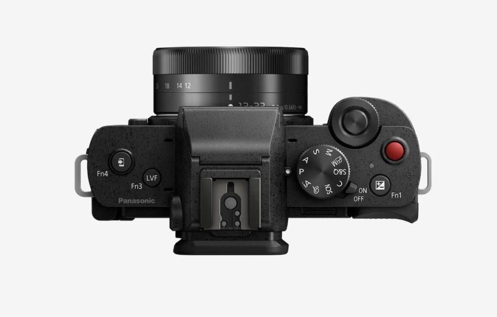 Vlogger-Kamera Lumix G110