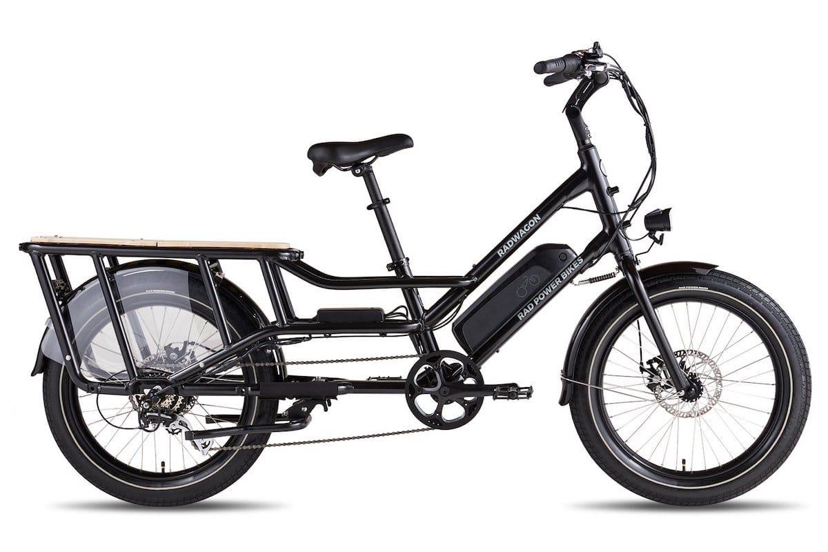 RadWagon 4 Elektro-Lastenrad