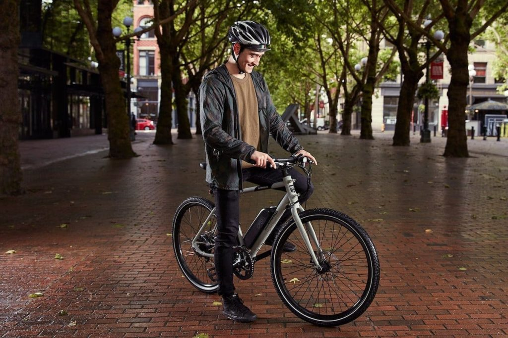 RadMission 1 E-Bike in Gray