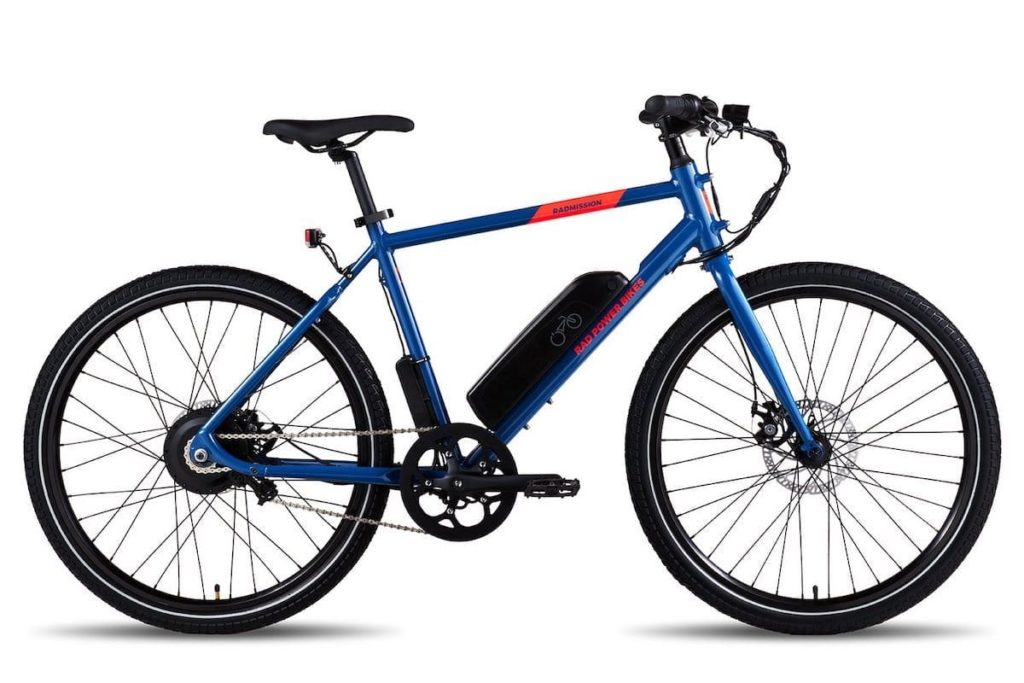 RadMission 1 - Electric Metro Bike