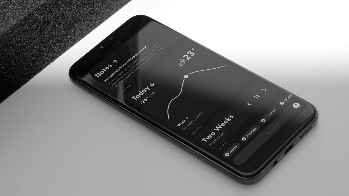 Ratio Android Launcher von Blloc