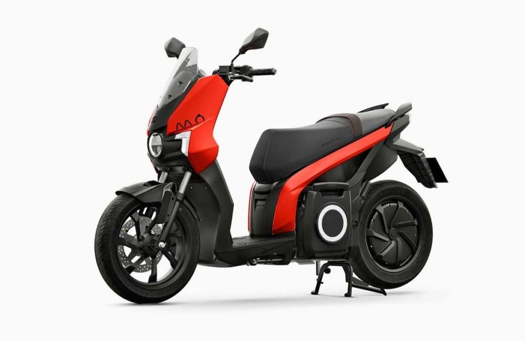 SEAT MÓ eKickScooter125