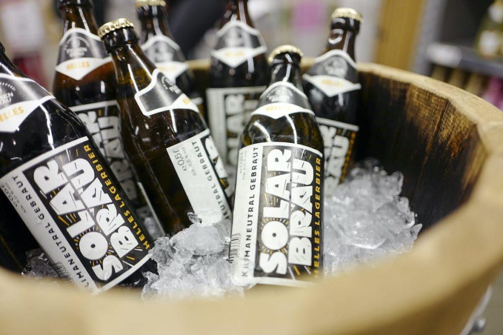 Solarbräu Helles Bier