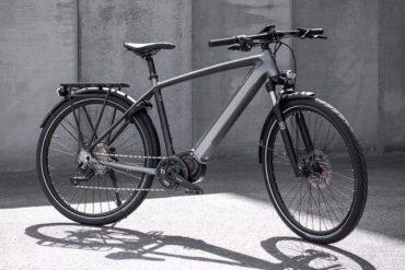 TrekkerGT E-Bike von Triumph