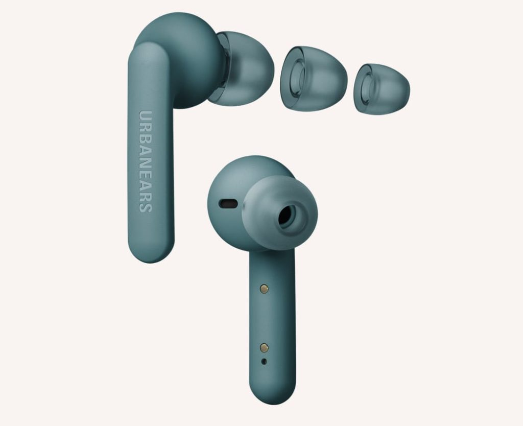 Urbanears Alby in Teal Green