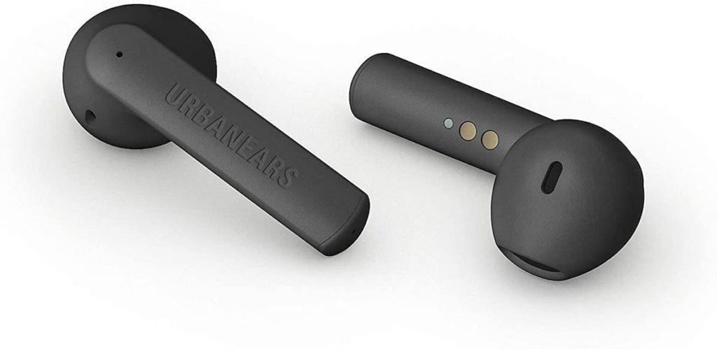 Urbanears Luma - Kabellos Kopfhörer in Charcoal Black