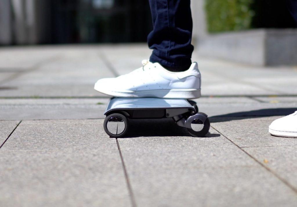 WalkCar - elektrische Trittbrett
