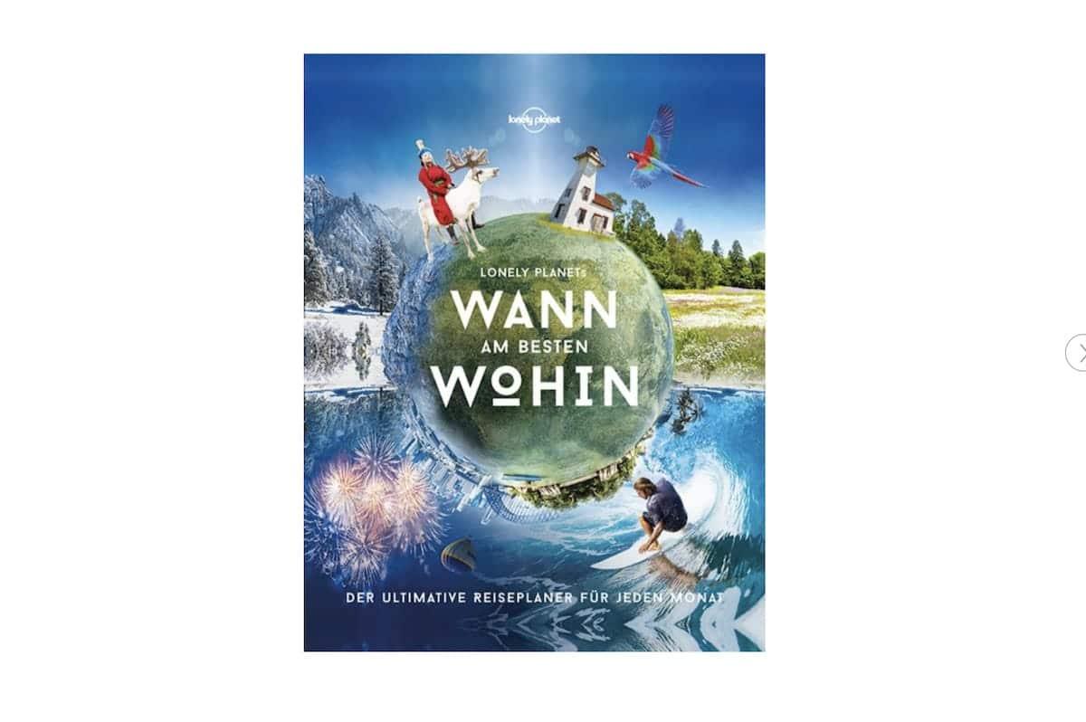 """Reisebuch """"Wannam besten wohin?"""""""