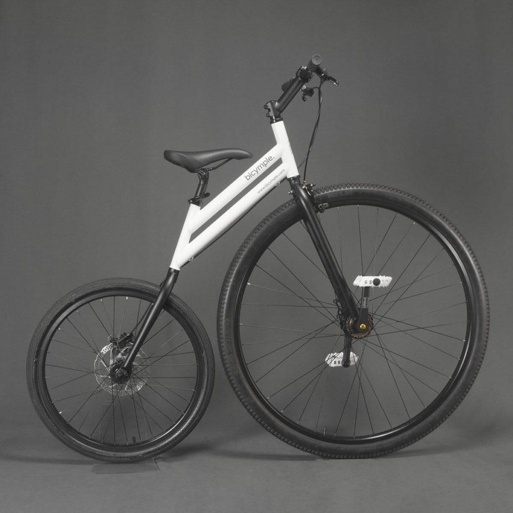 bicymple penny farthing Bike