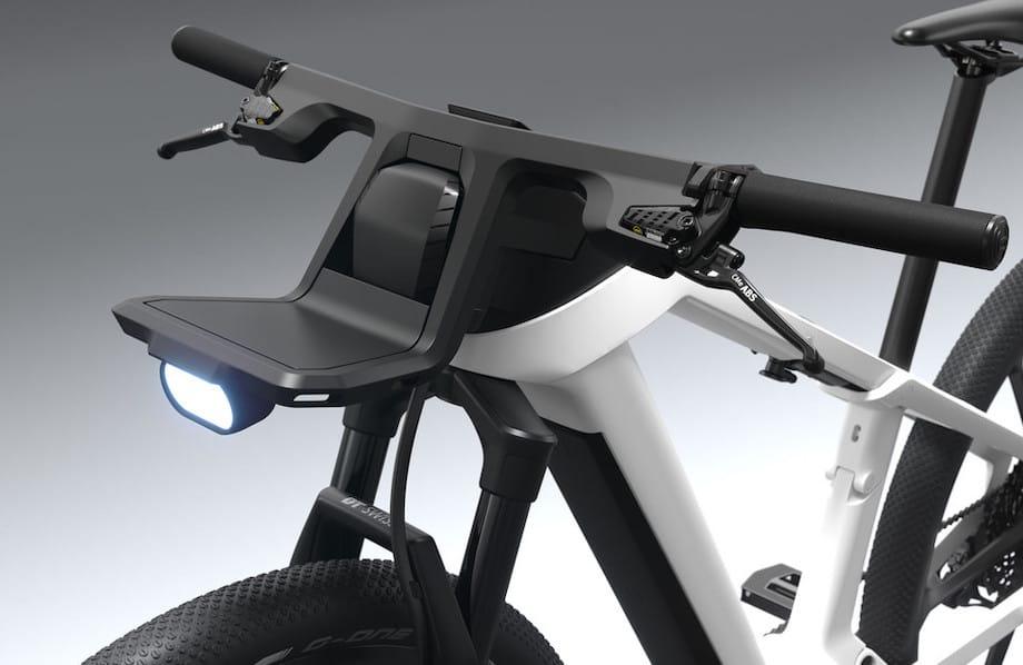 Bosch eBike Design Vision Details