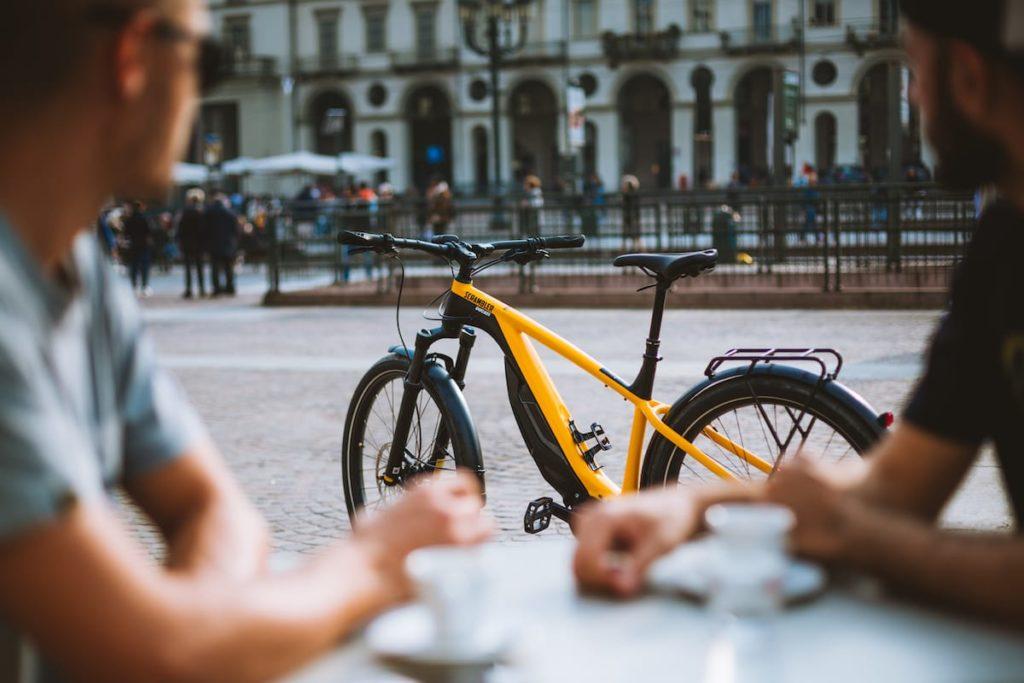 e-Scrambler Ducati E-Bike
