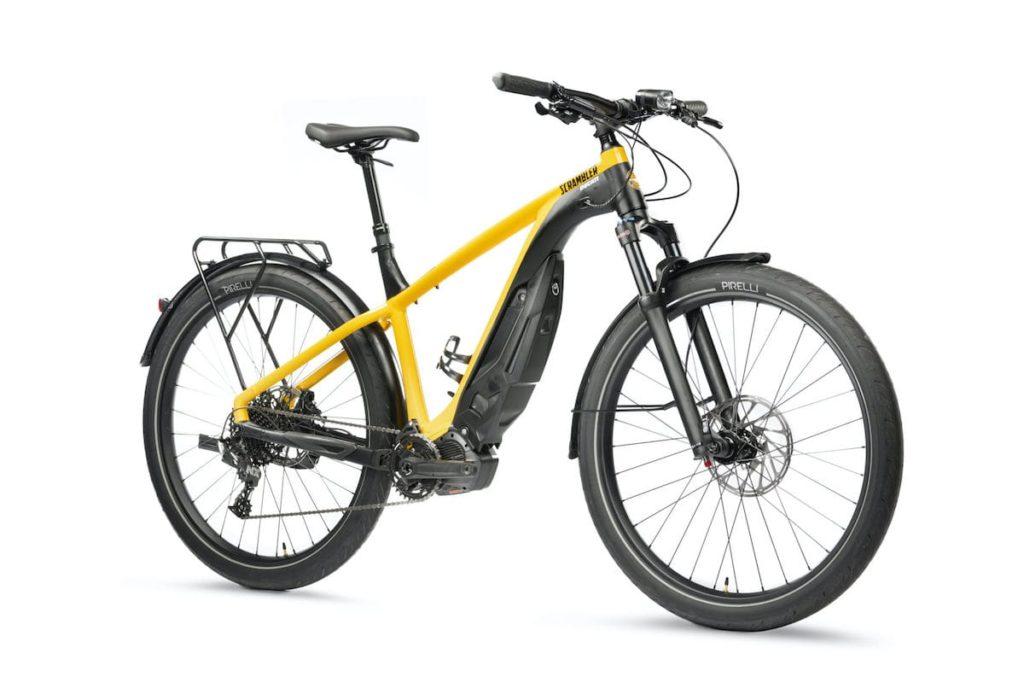 Ducati e-Scrambler Trekking E-Bike