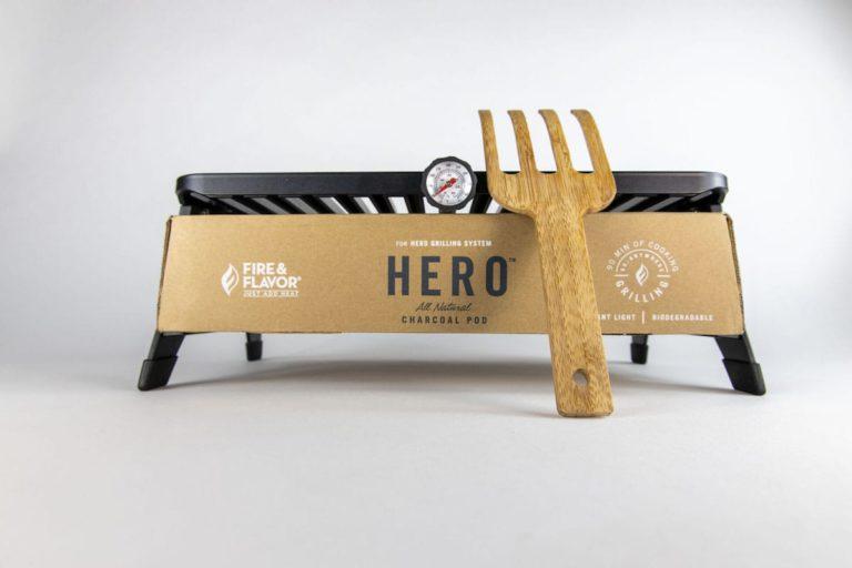 Hero Grill von Fire&Flavor