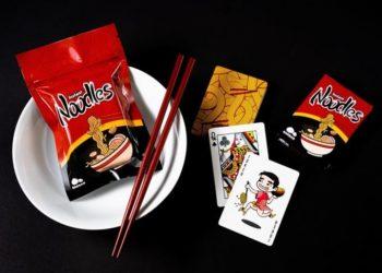 Kartenspiel: Instant Noodles Playing Cards