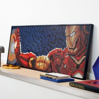 Lego Art: Iron Man