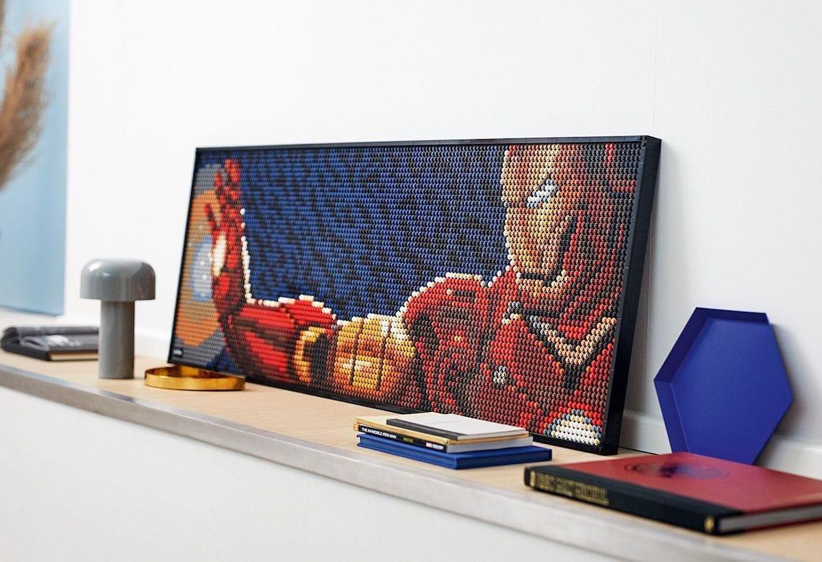 Lego Art: Iron Man
