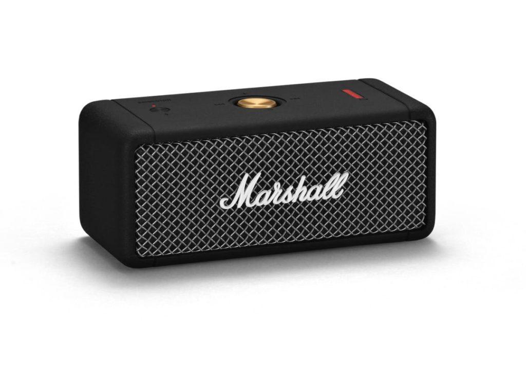 Bluetooth Lautsprecher Marshall Emberton