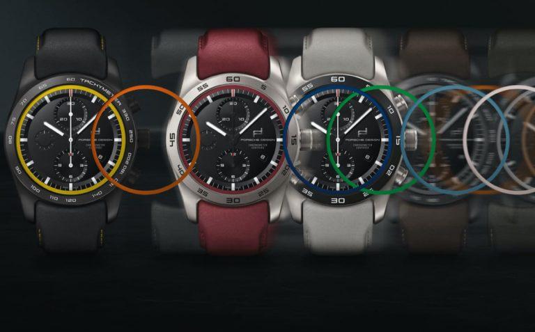 Porsche Custom Built Timepieces
