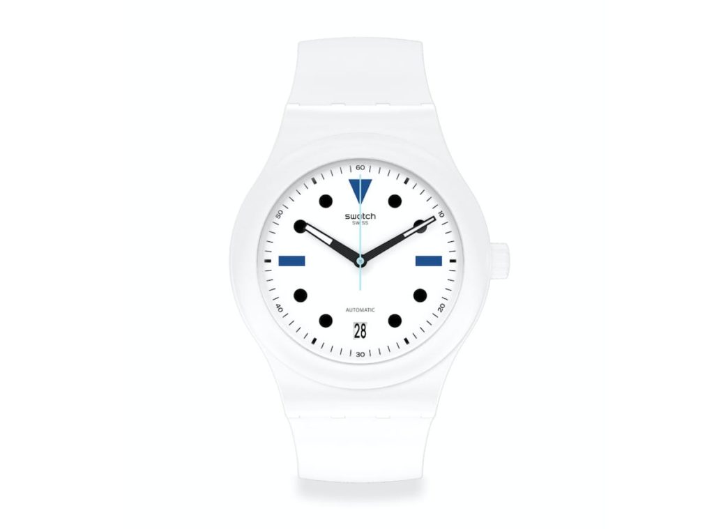 THE SWATCH SISTEM51 HODINKEE SUMMER ED.