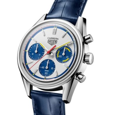 TAG Heuer Carrera 160 Years Montreal Limited Edition