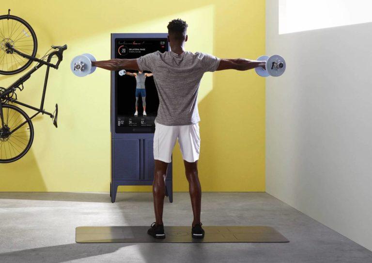 Fitness-Training mit dem Tempo Studio