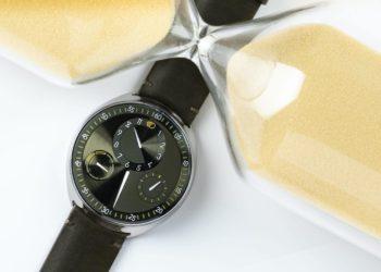Ressence Type 1 Slim X Armbanduhr