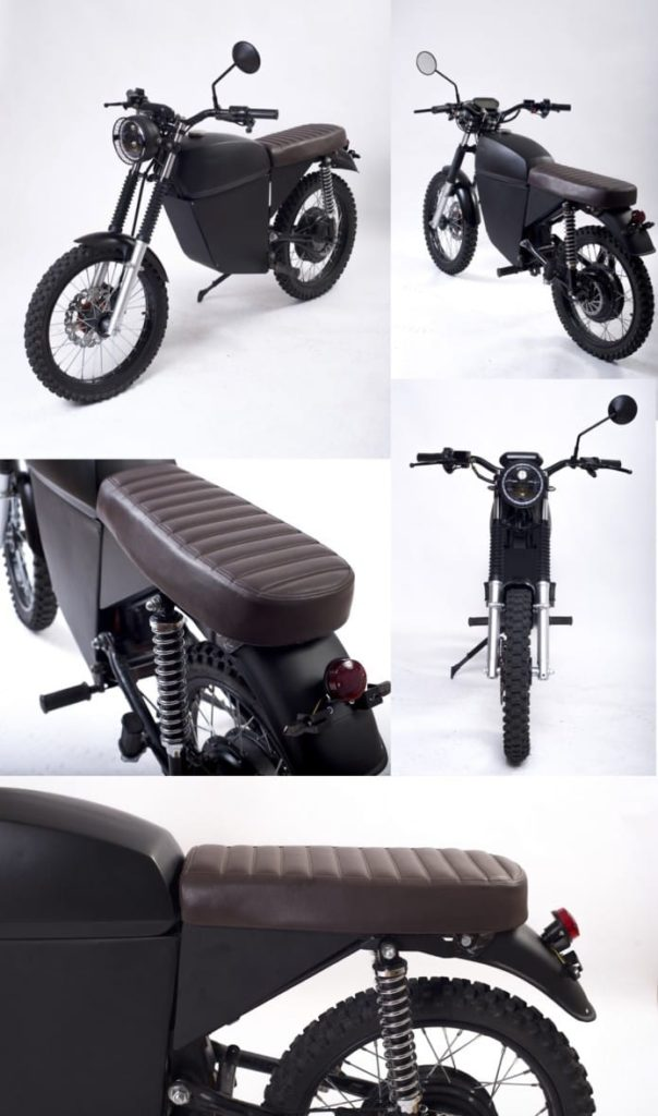 Blacktea Motorbikes - Moped Bilder