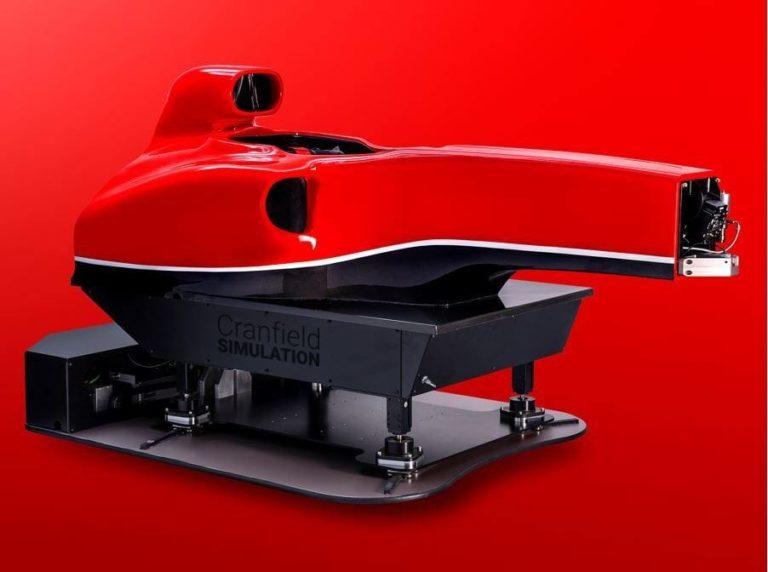 CAeS F1 Simulator von Cranfield Aerospace Solutions