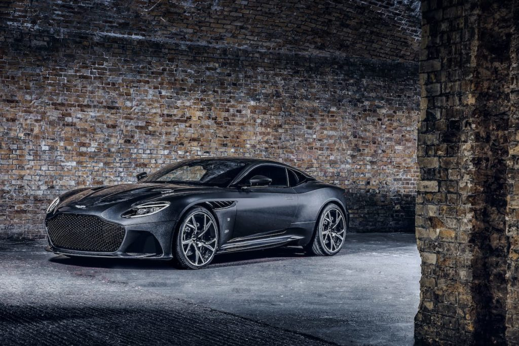 DBS Superleggera 007 Edition