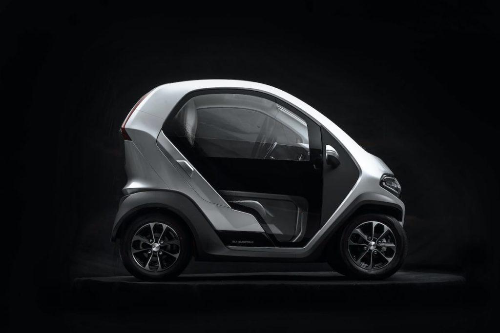 Eli ZERO E-Auto für die Stadt