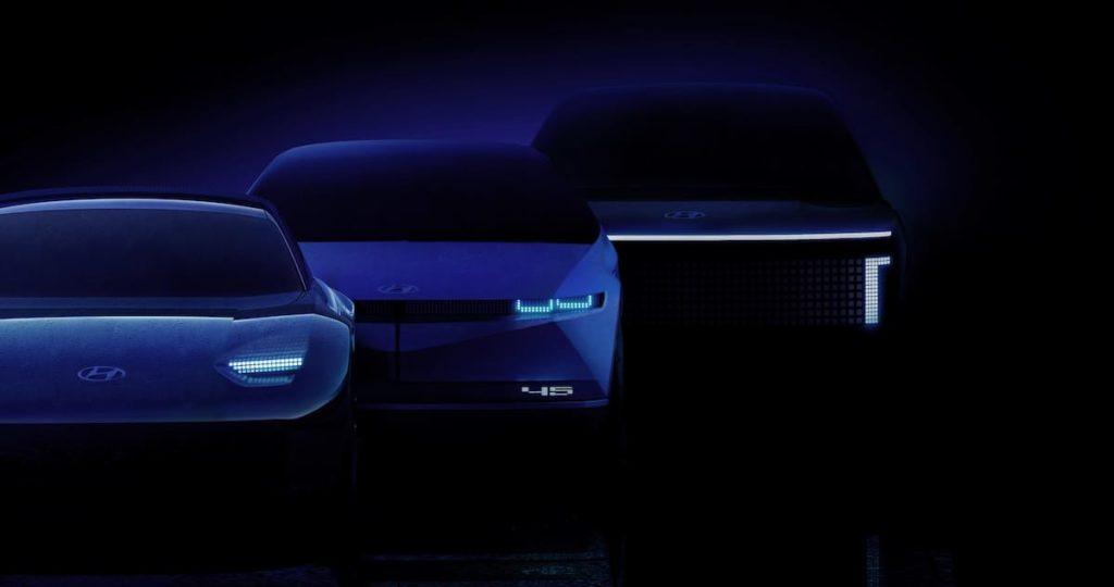 Ioniq Brand von Hyundai