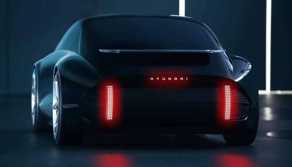 Ioniq Elektroauto von Hyundai