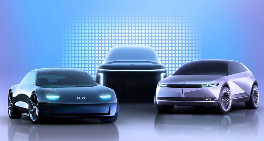 Hyundai Ioniq Elektroautos
