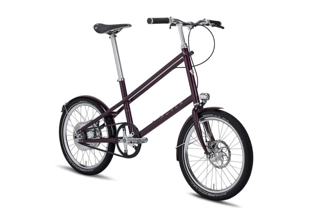 Movea E-Bike MOMENTI 20""