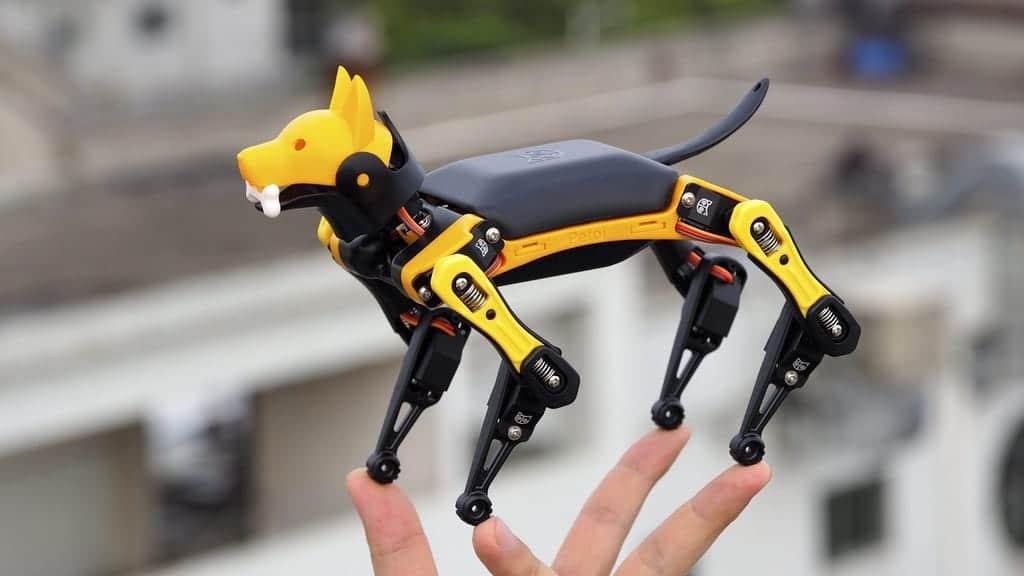 Der Roboterhund Petoi Bittle