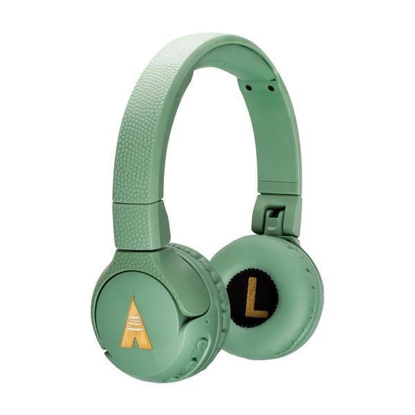 POGS Kinder-Kopfhörer in Grün