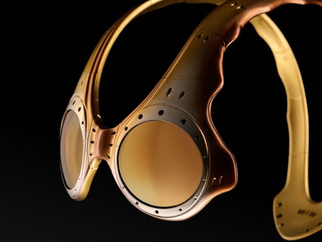 Oakley Sportbrille Precious Mettle OVERTHETOP