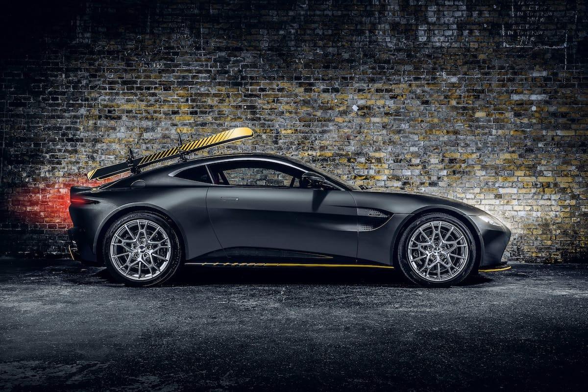 Q By Aston Martin 007 Edition Limitierte Sportwagenmodelle
