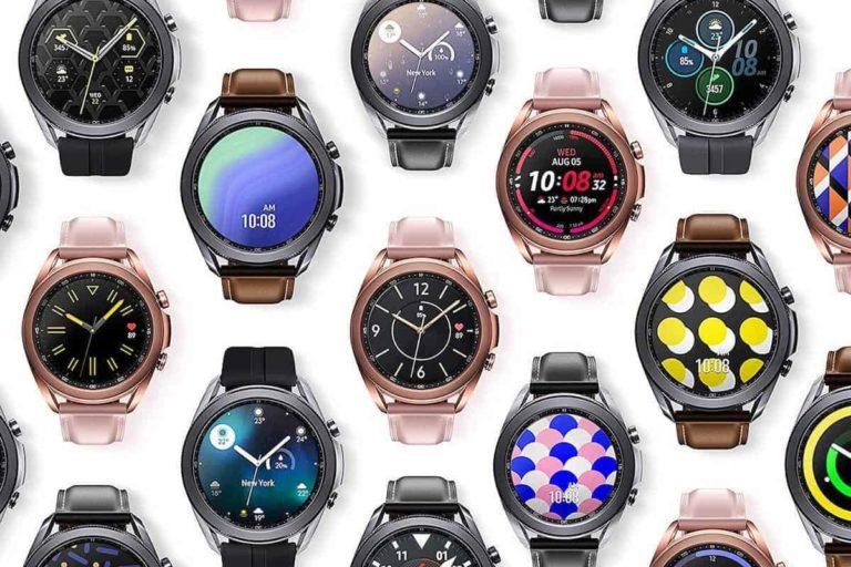 Samsung Galaxy Watch 3 - Tizen Smartwatch