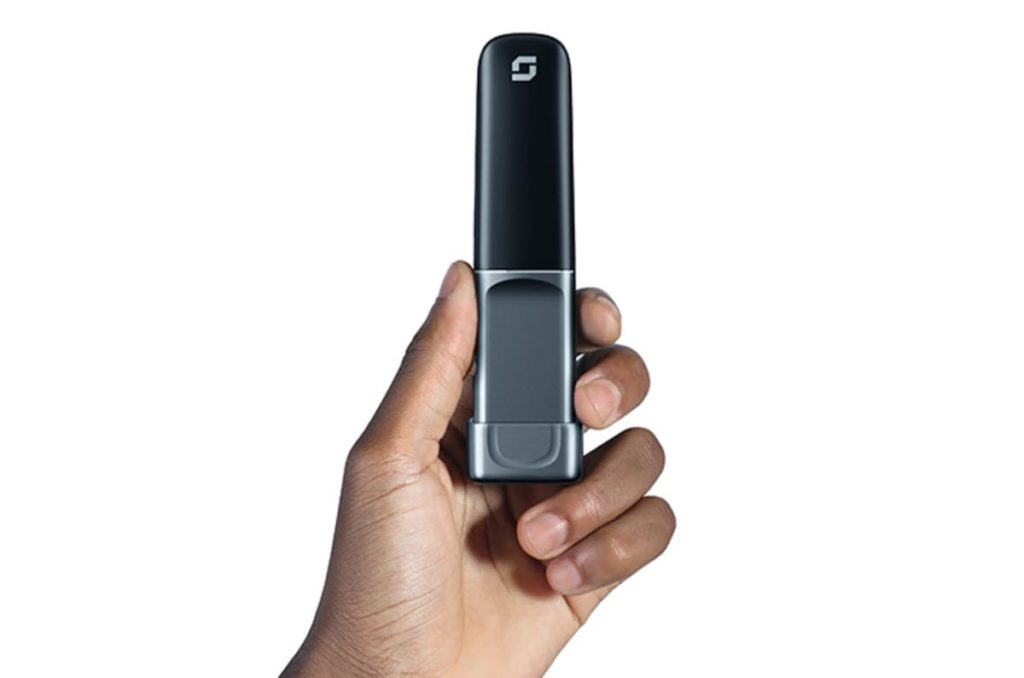Selpic P1 - kleinste Handdrucker der Welt